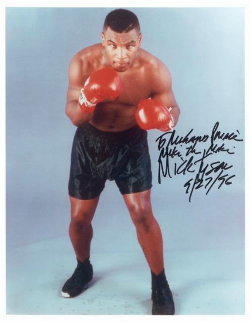 Richard Prince, 'To Richard Prince, Mike the Mike, Mike Tyson, 9/27/96', 2000, Stubbs Fine Art