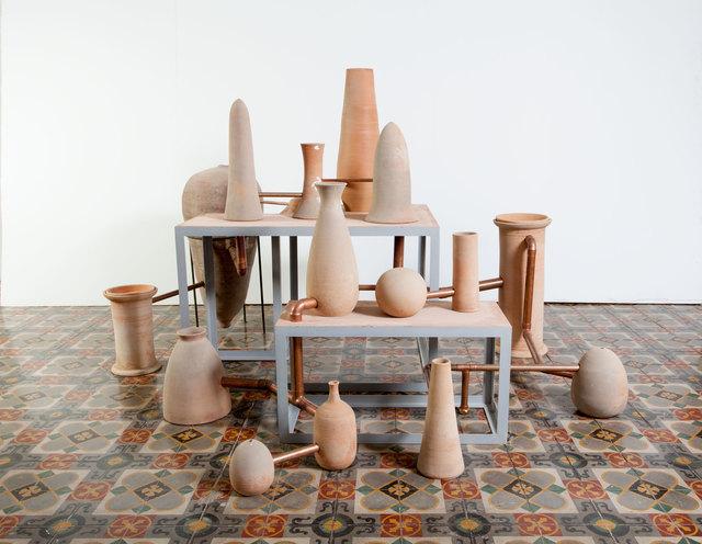 , 'Destilaciones II,' 2014, 80M2 Livia Benavides
