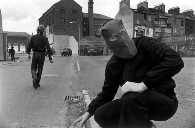 Chris Steele Perkins, 'Riot, 10° birthday. Derry, Northern Island. Great Britain ', 1979, Photography, Magnum Photos
