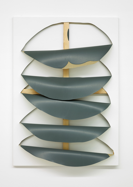 , 'Untitled (Grey),' 2018, Taubert Contemporary