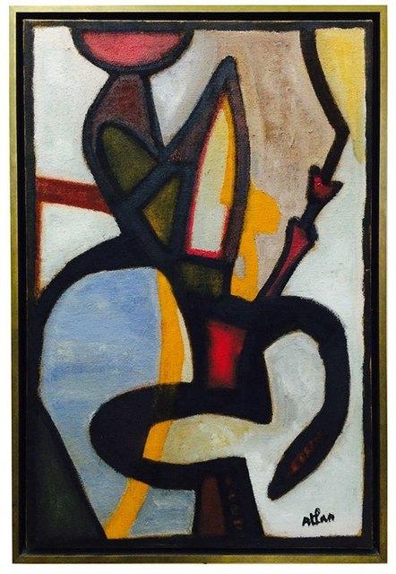 , 'Composition,' 1959, Arts et Autographes