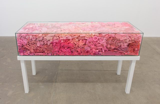 , 'Her Coffin,' 2016, P.P.O.W