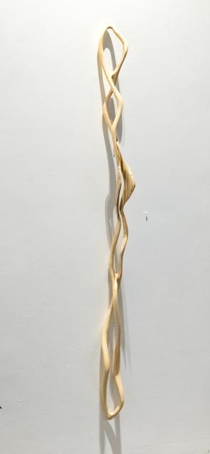 , 'Birch Plywood Arrow Head 1,' 2019, Walker Fine Art