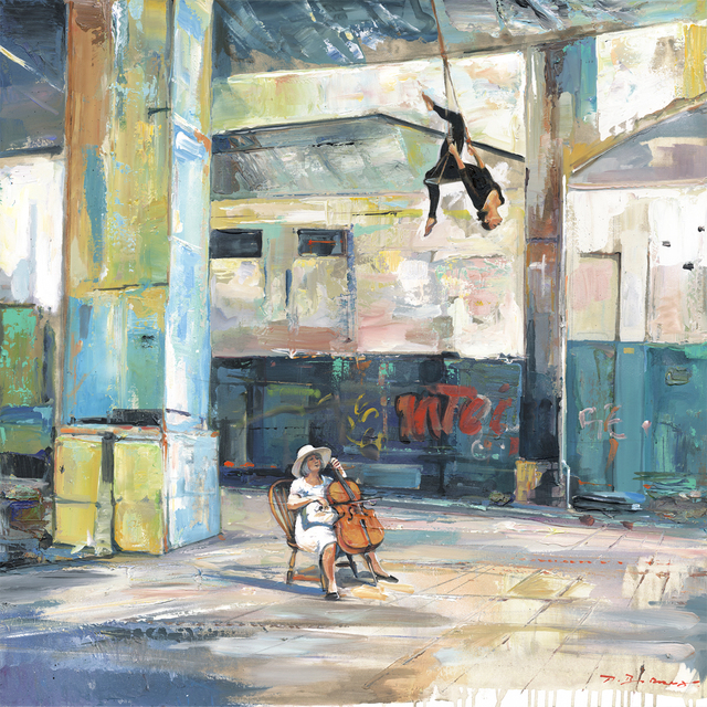 , 'Moi, Je M'en Balance,' 2018, Isabella Garrucho Fine Art