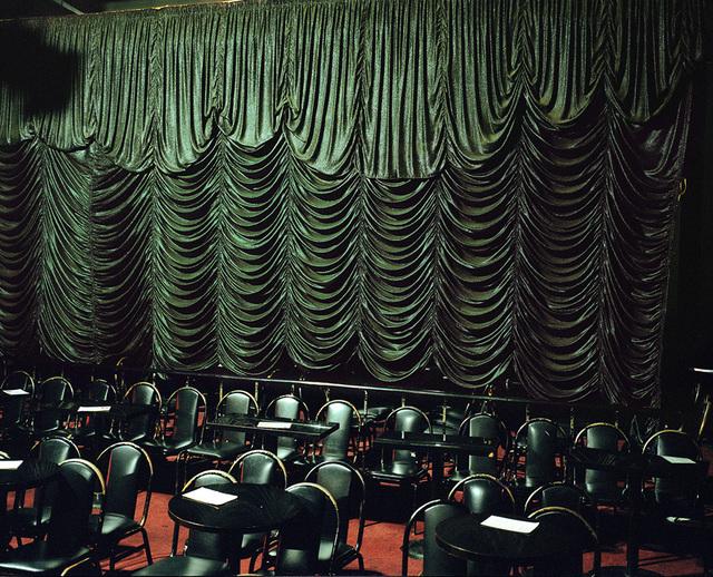, 'Drapes and Seats,' 2015, Cecilia Hillström Gallery