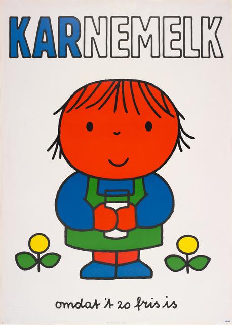 , 'Karnemelk,' 1971, Rijksmuseum