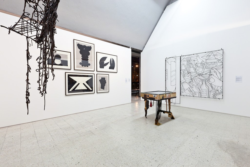 Installation view, photo by Bartosz Stawiarski