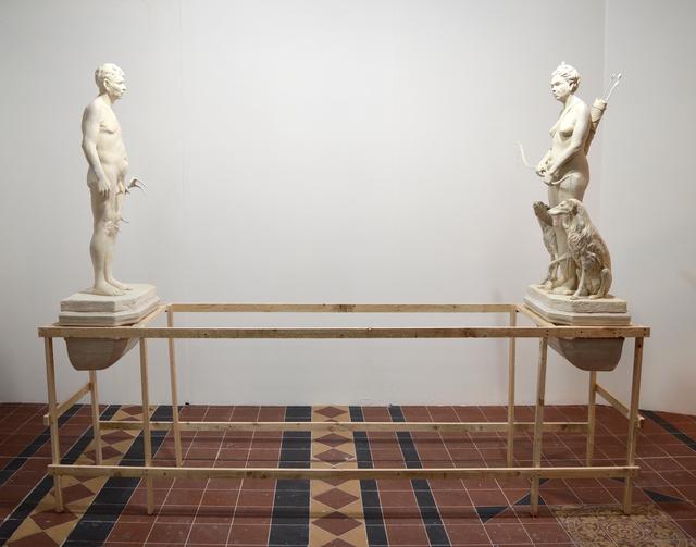 Nicholas Crombach, 'Diana & Actaeon', 2016, Art Mûr