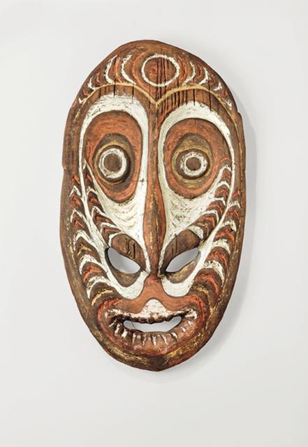 , 'Façade Mask,' , Musée du quai Branly