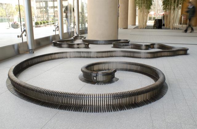 , 'Rachidial Digression,' 2011, International Sculpture Center