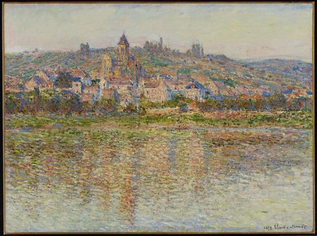 Claude Monet, 'Vétheuil in Summer (Vétheuil en été)', 1879, Art Gallery of Ontario (AGO)