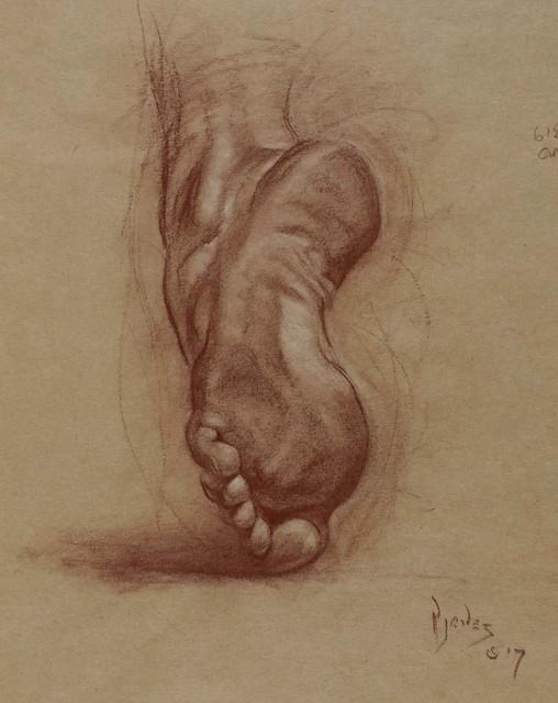 , 'Under Foot,' , IX Gallery