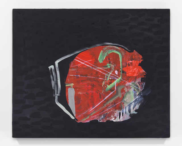 , 'HEAVY DUTY HEAD,' 2017, Anthony Meier Fine Arts
