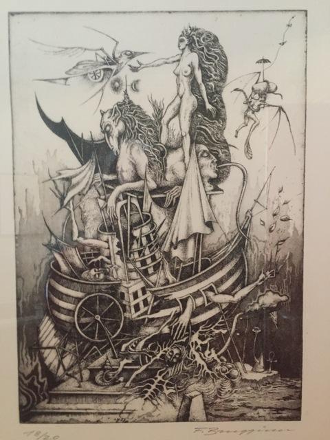 , 'Odysseus ,' ca. 1980, Gallery Informel - Thomas Ehrensperger