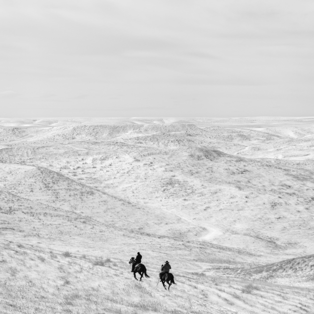 , 'Riders. South Dakota, Ziebach County. USA. ,' 2016, Magnum Photos