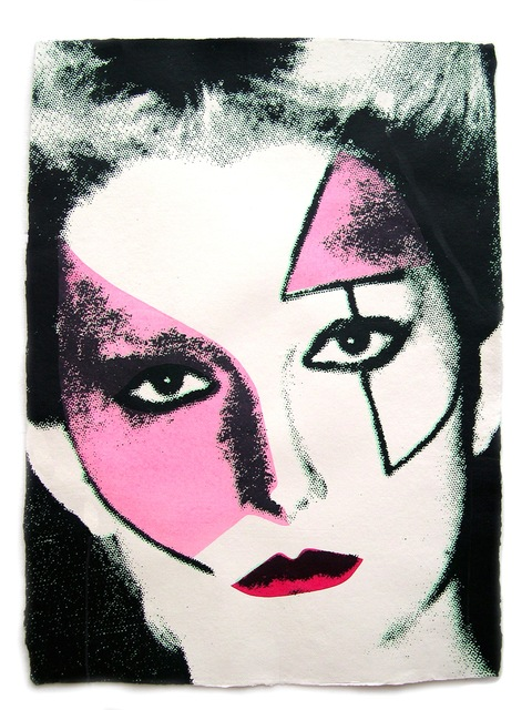 , 'Jordan (Face No. 3),' 2008, Paul Stolper Gallery