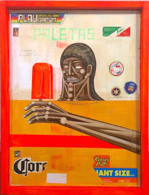 , 'Paletas,' 2016, New Image Art