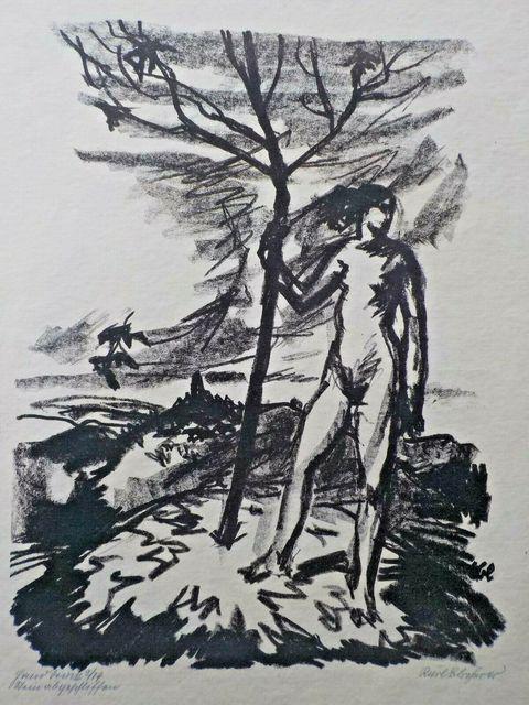 Karl Blocherer, 'untitled', 1910, Sylvan Cole Gallery