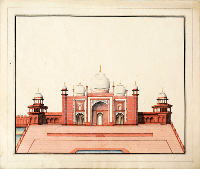 , 'Architectural Drawings,' , Swaraj Art Archive
