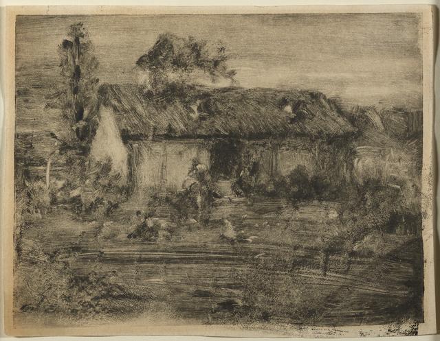 , 'Landscape with House,' , Debra Force Fine Art