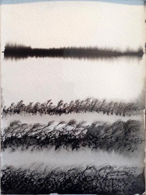 Jose Antonio Choy, 'Hsu, esperar. Ventajoso ser paciente - From the series The Ways of the I Ching', 2013, Octavia Art Gallery