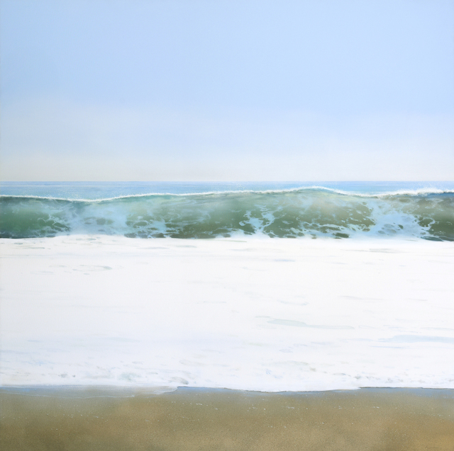 , 'Crystal Cove Surf,' 2017, Gallery Henoch
