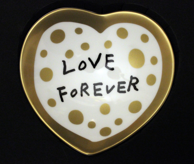 Yayoi Kusama, 'Love Forever (VIP Gold Edition)', 2017, EHC Fine Art