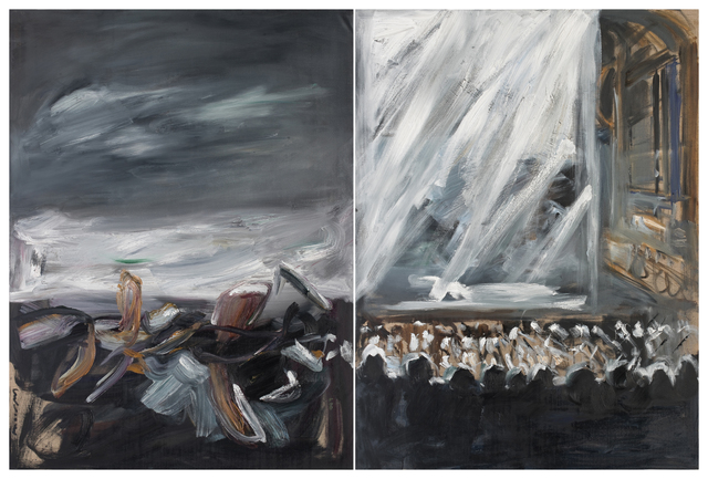 , 'Opera,' 2017, Galerie Diane de Polignac & Chazournes