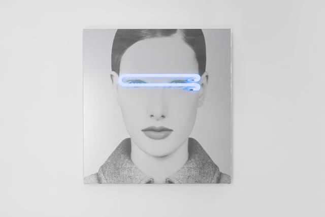 , 'Blindness Alma Azul,' 2017, Galleria Ca' d'Oro