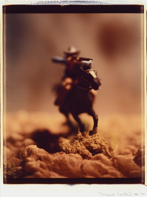 David Levinthal, 'Wild West #10, 4/5', 1989, Gerald Peters Gallery