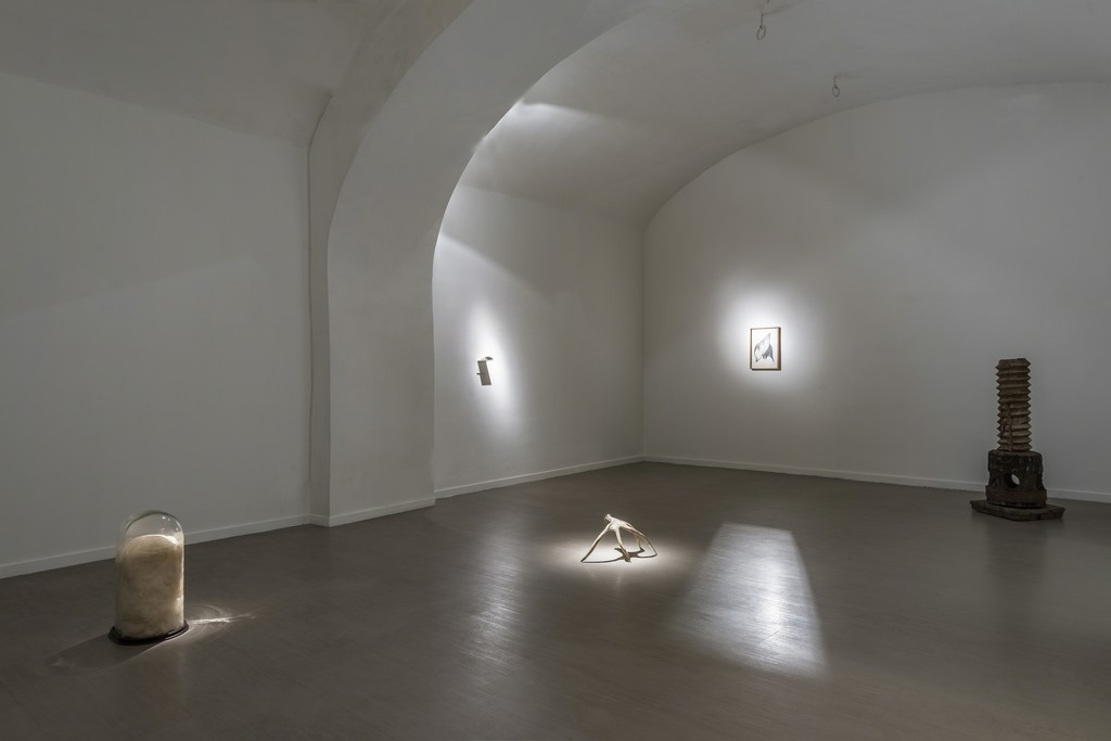 GiovanniKronenberg, 2016, installation view at z2o Sara Zanin Gallery, Rome, room 3