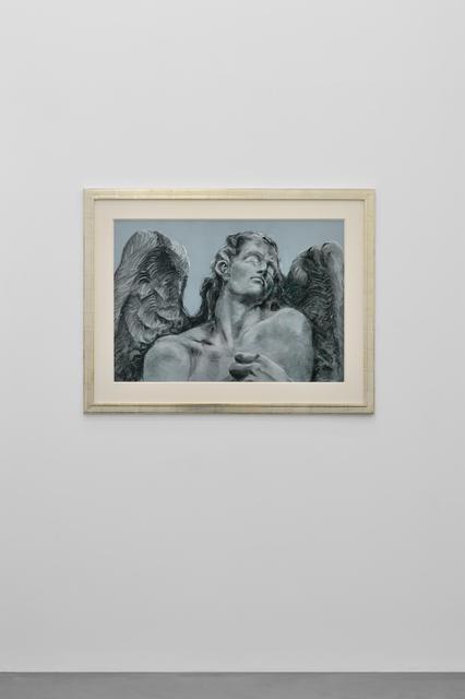 , 'Cemetery Angel Zurich,' 2012, Galerie Mitterrand
