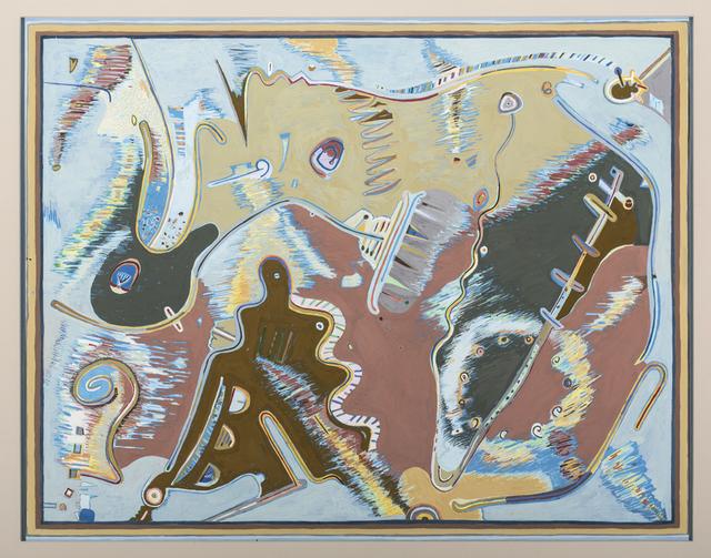 , 'Burr Wiggles,' 2014, Gallery NAGA