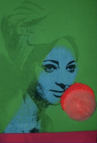 , 'France Bleue,' 1964, Galerie du Griffon