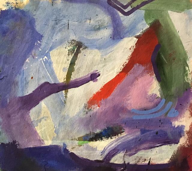 , 'Ponds Bridge,' 2017, 530 Burns Gallery