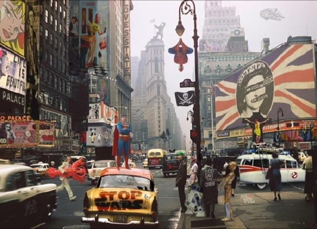 , 'Pop Goes New York,' 2015, Samhart Gallery