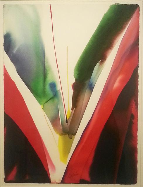 Paul Jenkins, 'Phenomena Psyche Comb', 1979, Rosenthal Fine Art