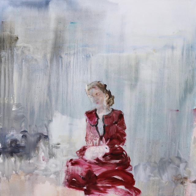 , 'Kissing Trees (velvet lake),' 2017, Bau-Xi Gallery