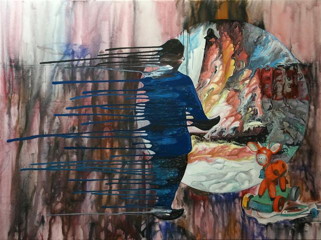 , 'Immortality #2 ,' 2018, Deborah Colton Gallery