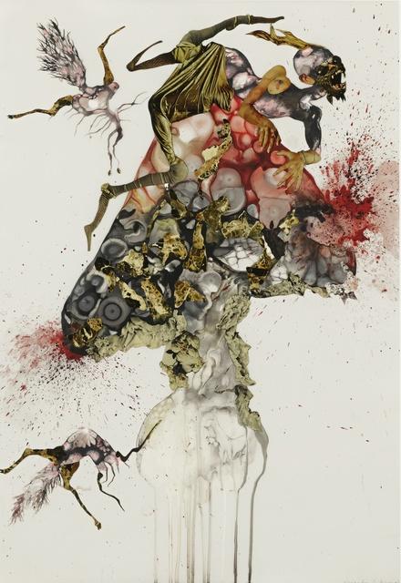 Wangechi Mutu, 'Howl', 2006, Sotheby's