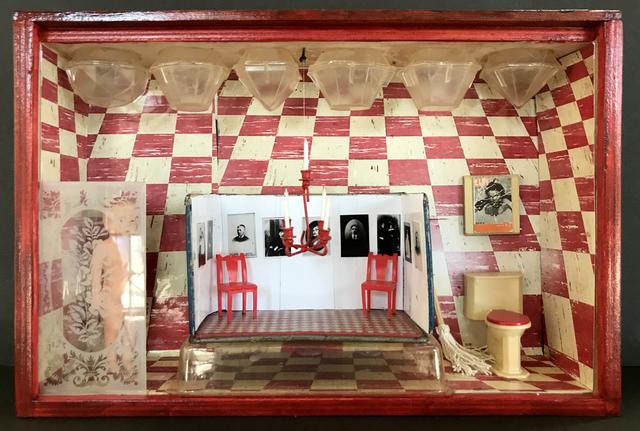 , 'Gallery,' 2018, Coagula Curatorial