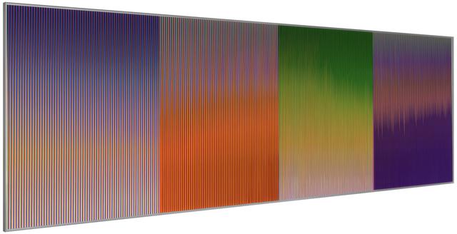 , 'PHYSICHROMIE 1954,' 2015, Galería Cayón