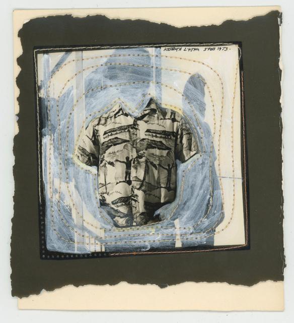 Keith A. Smith, 'Postcard: 2:45 PM; 5 Feb 1973', 1973, Bruce Silverstein Gallery