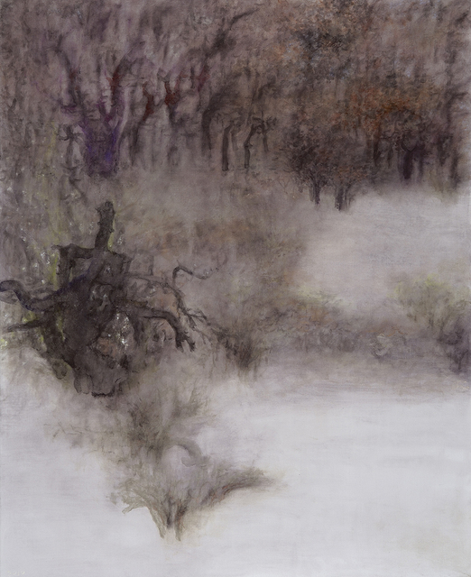 , 'Plum blossom,' 2009, Yuan Ru Gallery