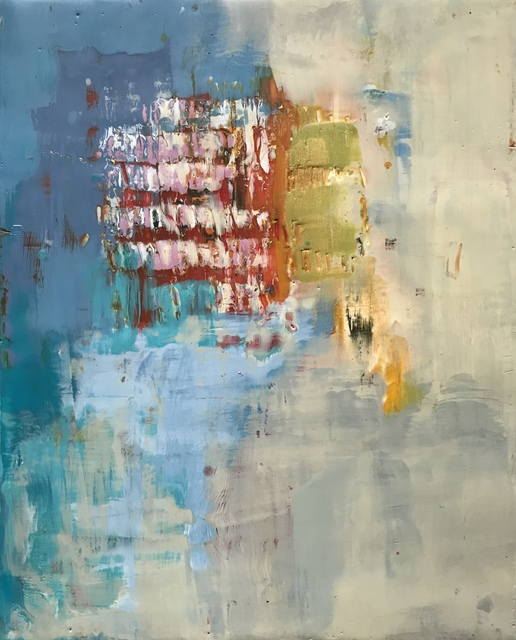 , 'Navigating 15,' 2018, Susan Eley Fine Art