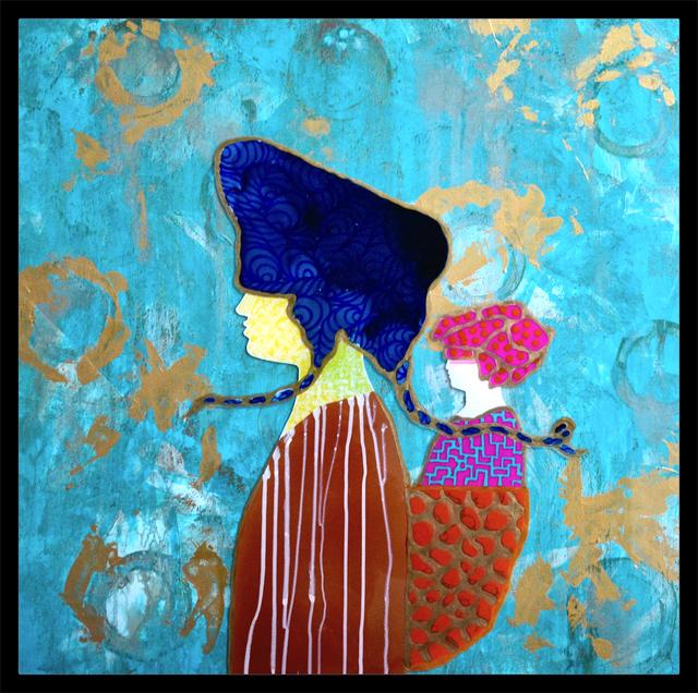 Beddru, 'Motherhood', 2019, MvVO ART