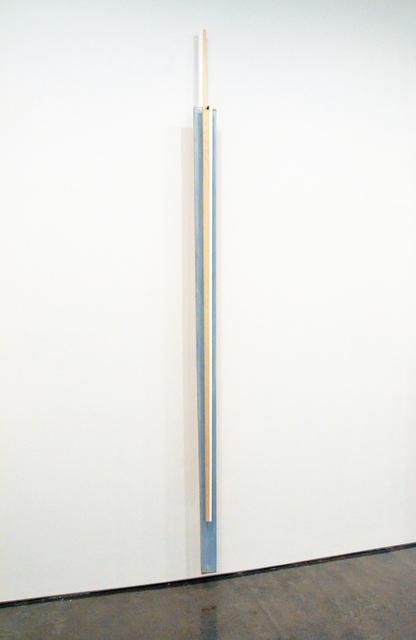 Russell Maltz, 'S.P. / Blue + White #117 (Needle)', 2017, Minus Space