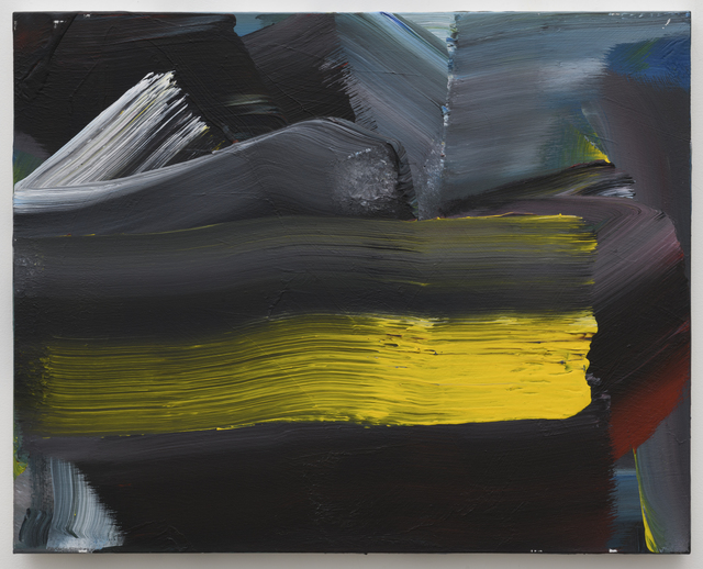 Ed Moses, 'Zip #8', 2017, Painting, Acrylic on canvas, Telluride Gallery of Fine Art