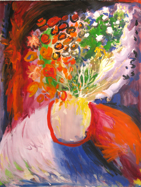 , 'Flowers 247-A,' , Newzones