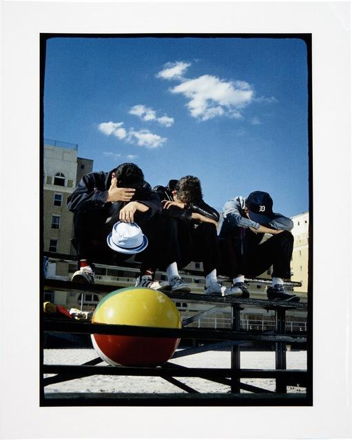 , 'Beastie Boys Take 5, 1985,' 2009, Other Criteria